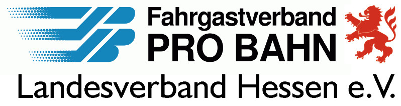 Logo PRO BAHN Hessen
